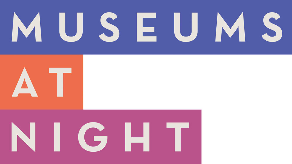 Museums at Night 2016 logos, posters and flyers