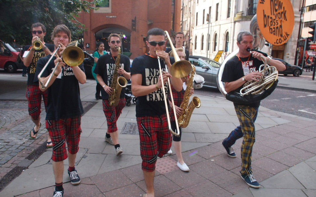Jazz North bands will play at your Museums at Night event!