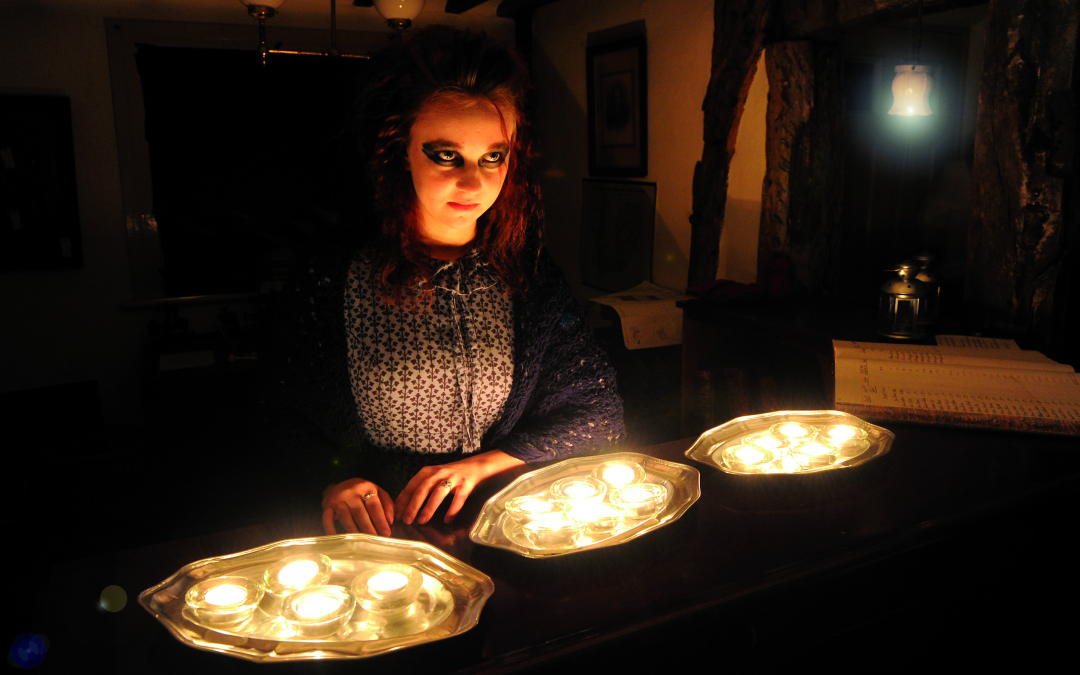Top tips for creating a spooky Museums at Night event