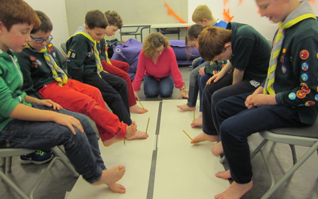 Case study: Cub pack makes camp at the Soldiers of Oxfordshire Museum